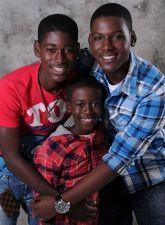 Los Angeles born brothers, actors Kwame Boateng, Kwesi Boakye, and Kofi Siriboe descend from Ghanaian royalty.