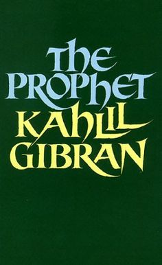 Best site to find interpretation of kahlil gibran's the prophet?