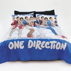 One Direction I Wish Duvet Cover Set - Bed Bath & Beyond