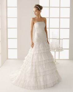 Two by Rosa Clara Bridal Gown Style - 149 Dinastia