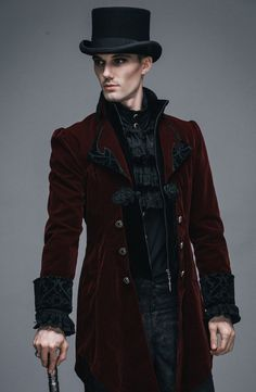Image result for steampunk clothing male