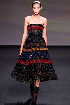 Christian Dior Haute Couture - Otoño-Invierno 2013/2014