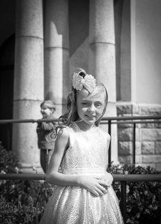 The World Of The Little Girl Photograph Girls Dresses, Flower Girl Dresses, Photographs Of People, Little Girls, Portraits, Wedding Dresses, World, Flowers, Art