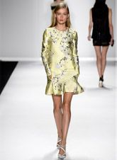 Mercedes-Benz Fashion Week : J. MENDEL Spring 2014