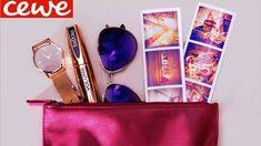 Minden, ami nélkülözhetetlen egy nő életéből: karóra, napszemüveg, szempillaspirál, emlékek. ❤️📸  #isadoramakeup #cewefotokonyv #cewephoto #cewefoto #foto #photo #images #creative #photobook #photobooks #photoalbums #fotókönyv #imagesbook #creativity #memories #moments #ajándék #surprise