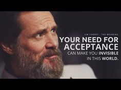 The Meaning - Jim Carrey - YouTube