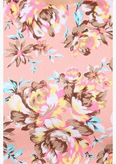 print - this would be a cute rug!