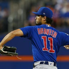 Cubs' Yu Darvish Says Craig Kimbrel Taught Him Knuckle-Curve: 'I Feel Good' Cubs Fan, Free Agent, New York Mets, I Feel Good, Chicago Cubs, Teaching, Running, Feelings, Sayings