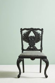Shop the Handcarved Menagerie Owl Dining Chair and more Anthropologie at Anthropologie today. Read customer reviews, discover product details and more.