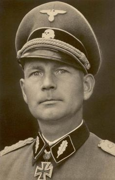 SS-Brigadeführer and Generalmajor der Waffen-SS Otto Kumm last commanding officer of the Leibstandarte Adolf Hitler Waffen SS division. Postwar Kumm was one of the founders of the Mutual Help Association of Former Waffen-SS Members (HIAG). The organization survived until 1992 when political divisions led to its disbandment.