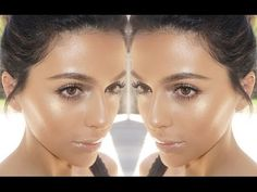 ▶ Summer Bronze Glow Makeup - Teni is absolutely gorgeous :)