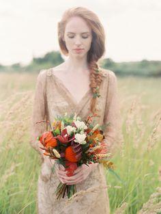 Autumn wedding ideas ~ Rebecca Lindon Photography