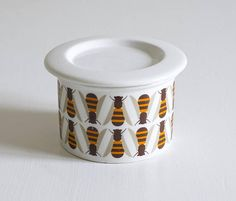 Vintage Honey Pot by Raija Uosikkinen for Arabia Finland