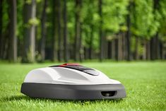 Honda's Miimo robotic lawn mower, you'll be able to ditch the gas can as well thanks to a lithium-ion battery and docking station. Not only would this be great for 100+ degree days, but what an awesome help for elderly or disabled people.