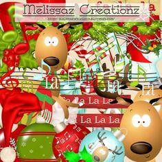 """Christmas Kit!! """"Fa La La"""""""