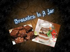 Brownies in a Jar! www.livehealthywithpatty.com