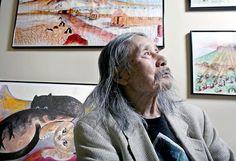 Jimmy Mirikitani, The Cats of Mirikitai Arab American, Japanese American, Hiroshima, World Trade Center, Cat Art, Art Museum, Beautiful People, Contemporary Art, Cats