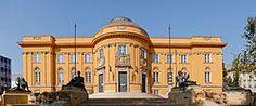 A Déri Múzeum főépülete(Györgyi Dénes/Münnich Aladár 1923-29) Danube River, Central Europe, Slovenia, Hungary, Romania, Budapest, Museum, Mansions, Country