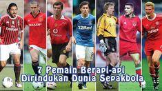 7 Pemain Berapi-api yang Dirindukan Dunia Sepakbola