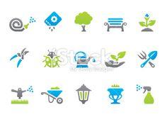 Gardening iconset