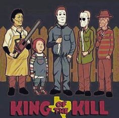 King of the Hill Mashup
