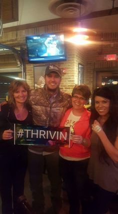 Look who is thrivin!
