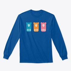 Sweatshirts, Long Sleeve, Sleeves, Sweaters, Mens Tops, T Shirt, Fashion, Tee, Moda