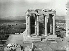Ναός της Αθηνάς Νίκης (Temple of Athena Nike) in Αθήνα, Αττική