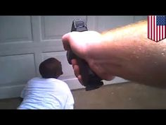 Police video of cops shooting mentally ill man to death in Dallas released on body cam - YouTube