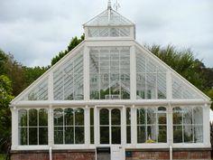 Malahide Castle greenhouse