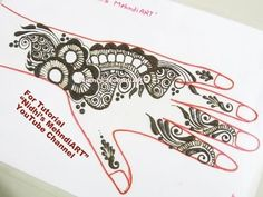 "YouTube latest Arabic mehndi henna design art creation tutorial for back hand Eid Diwali festival special Arabic mehndi. Search ""Nidhi's MehndiART"" YouTube channel for all kind of mehndi henna design tutorial. #fashion #jewellery #trend #bridal #bride #wedding #marriage #festival #tradition #beautiful #girl #london #paris #canada #us #india #surat #ahmedabad #uk #arabic #floral #gulf #dubai #henna #mehndi #mehandi #art #drawing #tattoo #design"