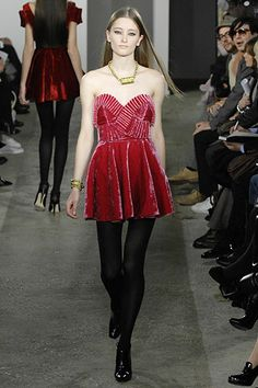 Christopher Kane | Fall 2007 Ready-to-Wear Collection | Style.com