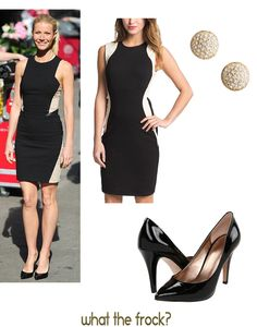 What the Frock? - Affordable Fashion Tips and Trends: Celebrity Look for Less: Gwyneth Paltrow Style