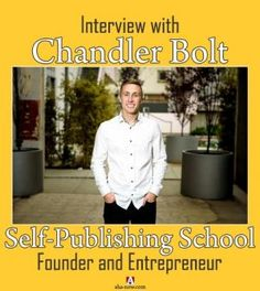 Do you want to be a millionaire? If yes, then why not listen to a self-made millionaire talk about how he did it, and what advice he has for you. I interviewed Chandler Bolt and he is a sensation in the publishing industry. He's a young entrepreneur who made his first million at the age of 21! He can help you grow your business, get expert status, and make more money. Don't miss this! Come over to my blog and meet him :)