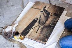 Para transferir fotos a madera se usa una técnica sorprendentemente fácil de realizar y el resultado es muy vistoso, llama mucho la atención ver una...