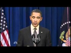 Barack Obama gets mad and kicks door