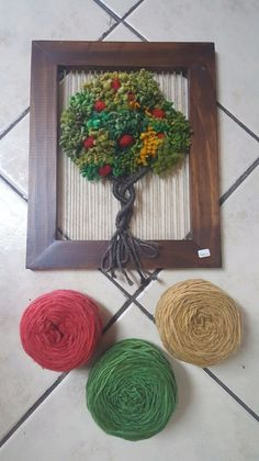 TALLER | Deco Tierra Spa Weaving Wall Hanging, Arts And Crafts, Diy Crafts, Loom Weaving, Fabric Art, Make And Sell, Fiber Art, Lana, Projects To Try
