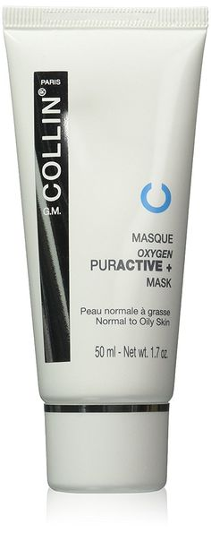 G.M. Collin Oxygen Puractive Plus Mask, 1.7 Ounce ** Learn more by visiting the image link.