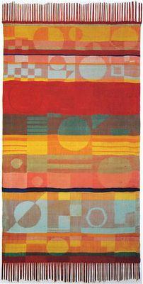 Gunta Stölzl, Bauhaus textile