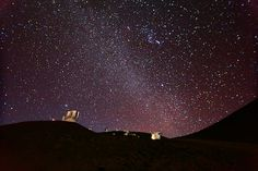 Stargazing on MaunaKea. One of the coolest things I have ever seen!