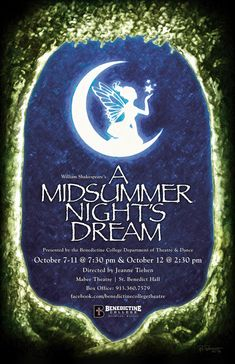 A Midsummer Night's Dream Poster by BigGuido