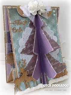 Jenine's Card Ideas: SOL DDBD - 27 november