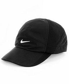 Nike Hat, Featherlight Dri-FIT Sport Cap - Workout - Women - Macy's
