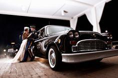 vintage wedding theme at proximity hotel
