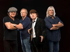 rock groups - AC/DC's 'Rock or Bust'