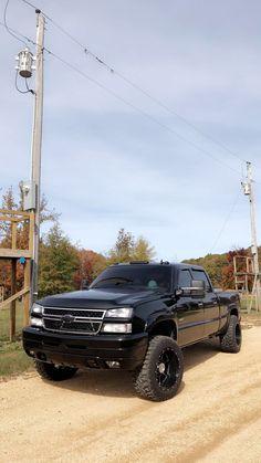 2005 Chevy Silverado, Chevy 2500hd, Silverado Crew Cab, Chevy Duramax, Chevy Pickup Trucks, Gm Trucks, Jeep Truck, Chevrolet Trucks, Diesel Trucks