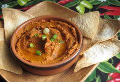 minxeats - recipes, recaps, and restaurant reviews: South x Southwestern Hummus