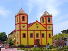 Óbidos, Pará, Brasil - Catedral de Sant'Ana