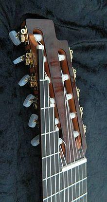 Eleven-string alto guitar - Wikipedia, the free encyclopedia