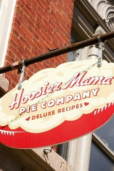 A slice of pie — like sugar cream or chocolate chess — Hoosier Mama Pie Company. Chicago Travel, Travel Usa, Chicago Trip, Hoosier Mama Pie, Chicago Restaurants Best, Pie Company, Specialty Sandwiches, Fifty Birthday, My Kind Of Town